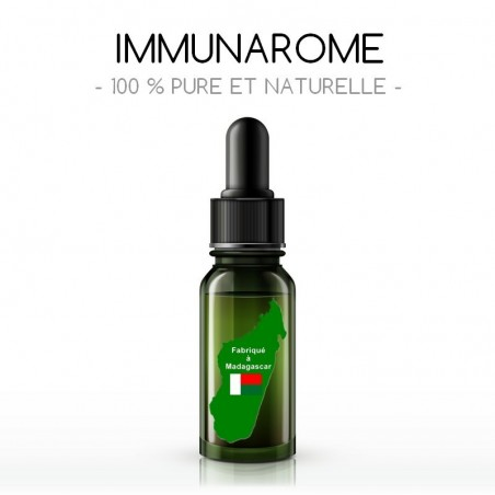 Complexes aux huiles essentielles de Madagascar - Immunarome
