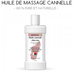 Huile de massage Cannelle Rhus-tox