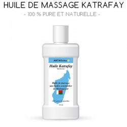 Huile de massage Katrafay