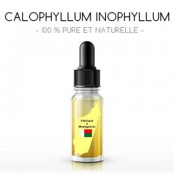 Huile de calophyllum inophyllum