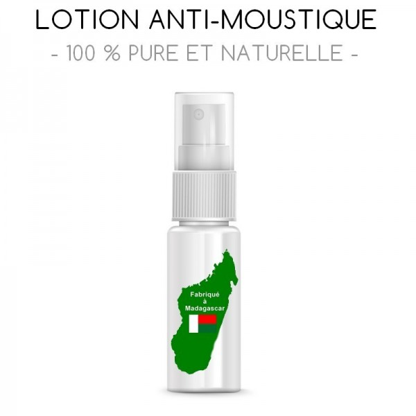 Lotion anti-moustique spray 20 ml