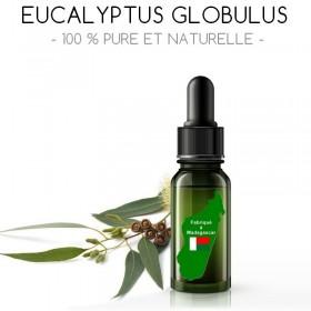 Huile essentielles d'Eucalyptus globulus de Madagascar
