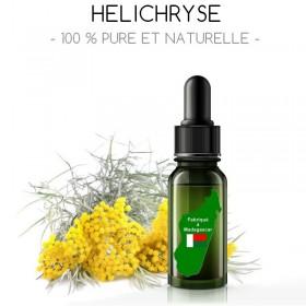 Huile essentielle d'Helichryse de Madagascar