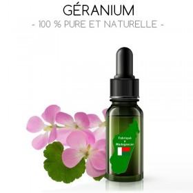 Huile essentielle de Geranium de madagascar