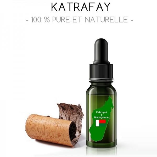 Huile essentielle de Katrafay de Madagascar